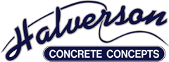 Halverson Concrete Construction Inc Logo