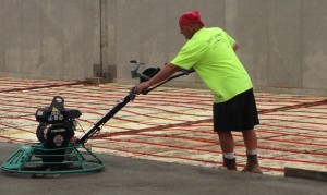 flatwork finishing